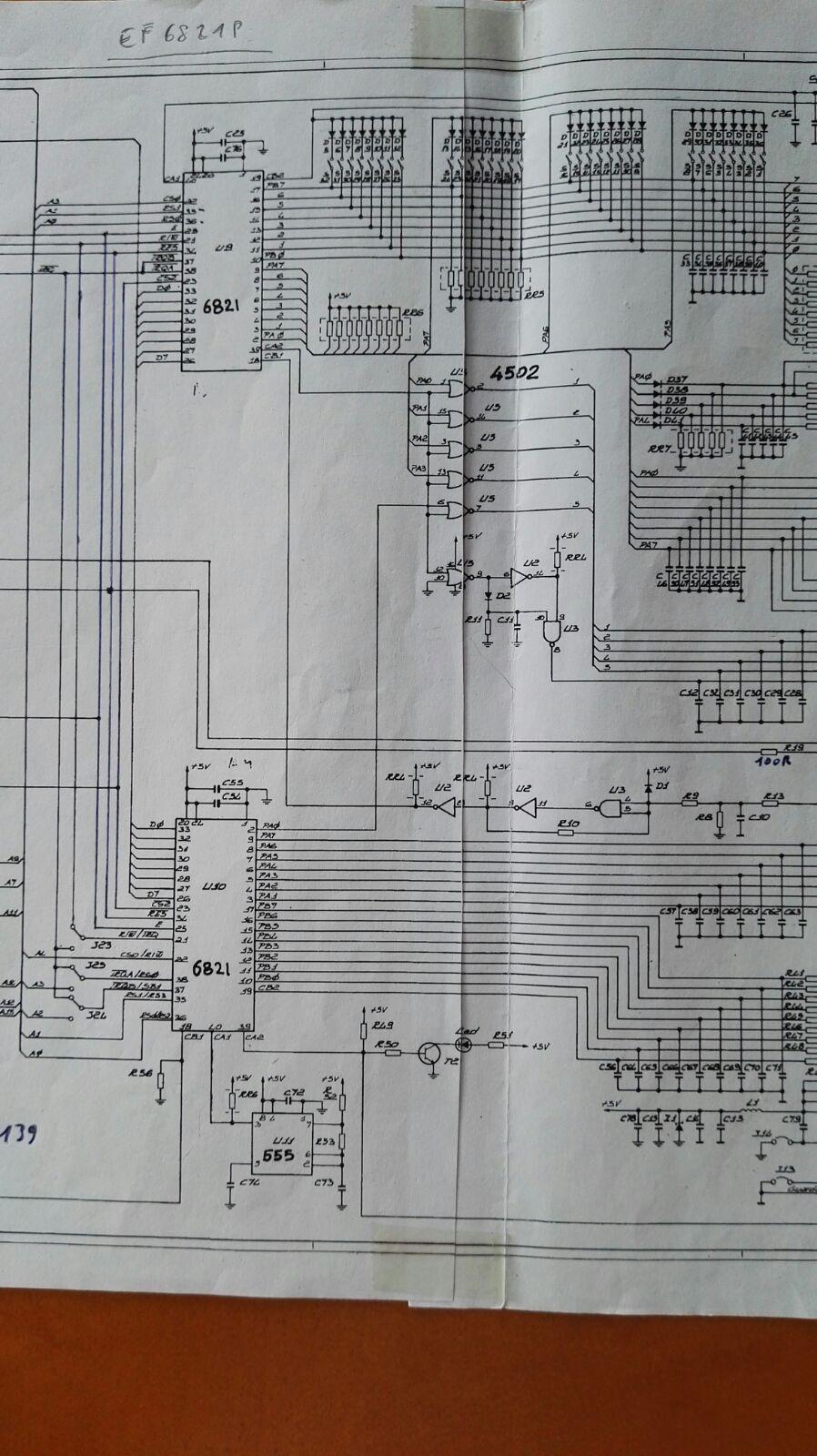 Schema Elettrico Per Lampeggio Led : Come far lampeggiare led senza nessun microcontrollore usando
