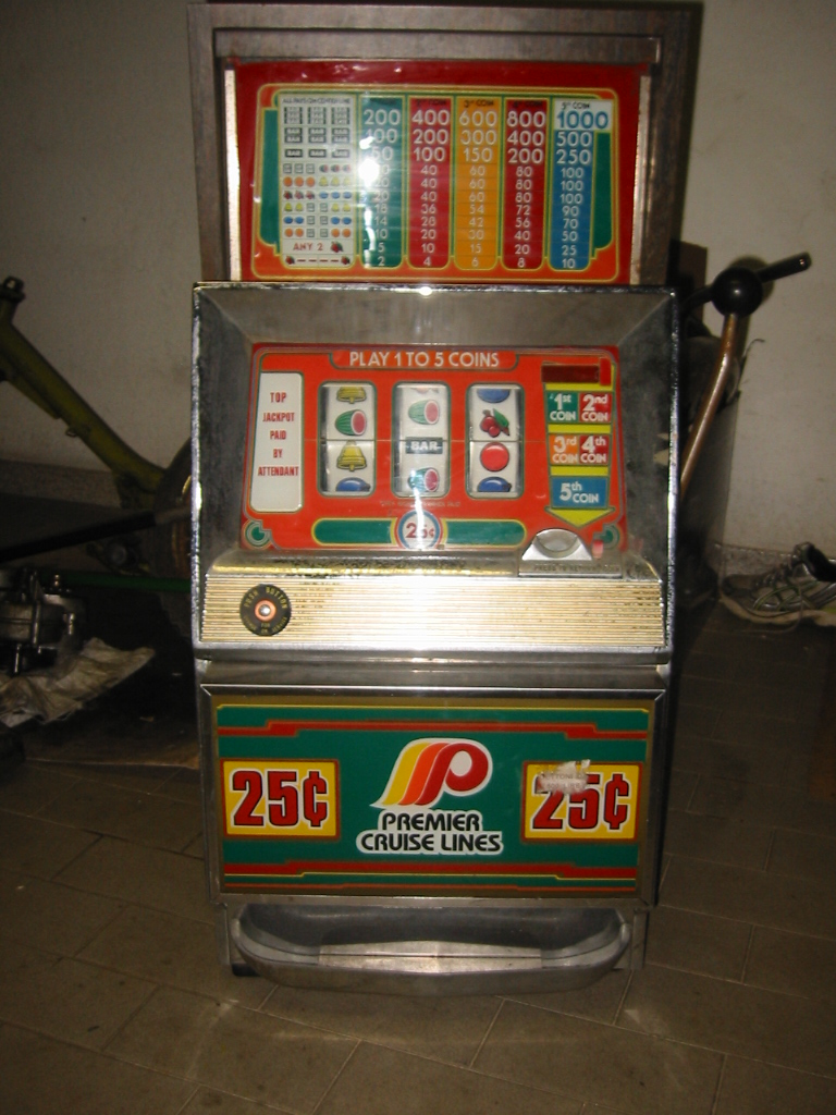 free slot machine repair manual