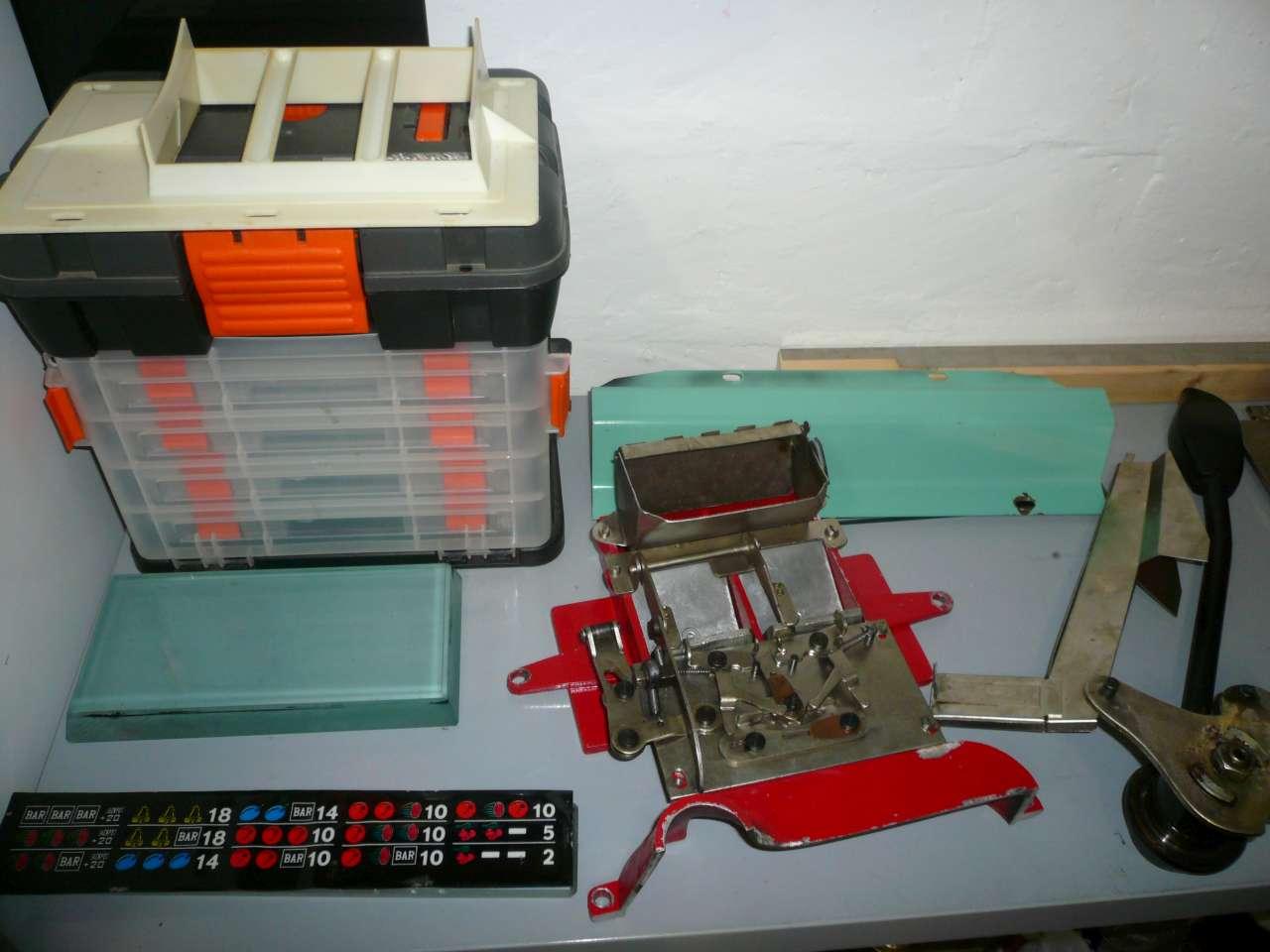 Vecchia slot machine